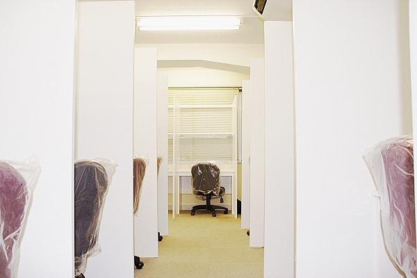 大宮自習室写真